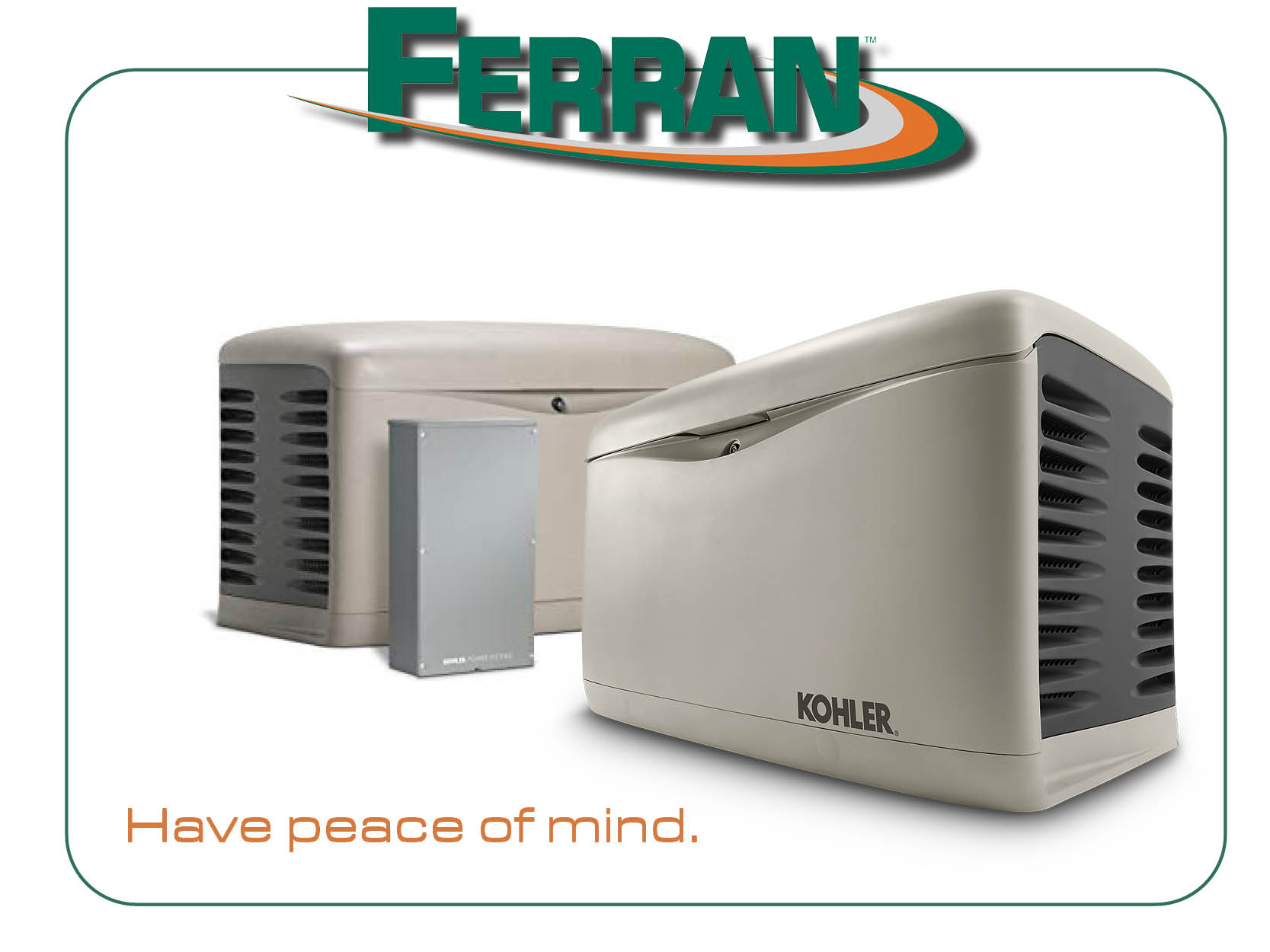 Ferran - Have Peace of Mind