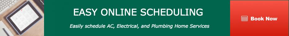 Ferran Online Scheduling Banner