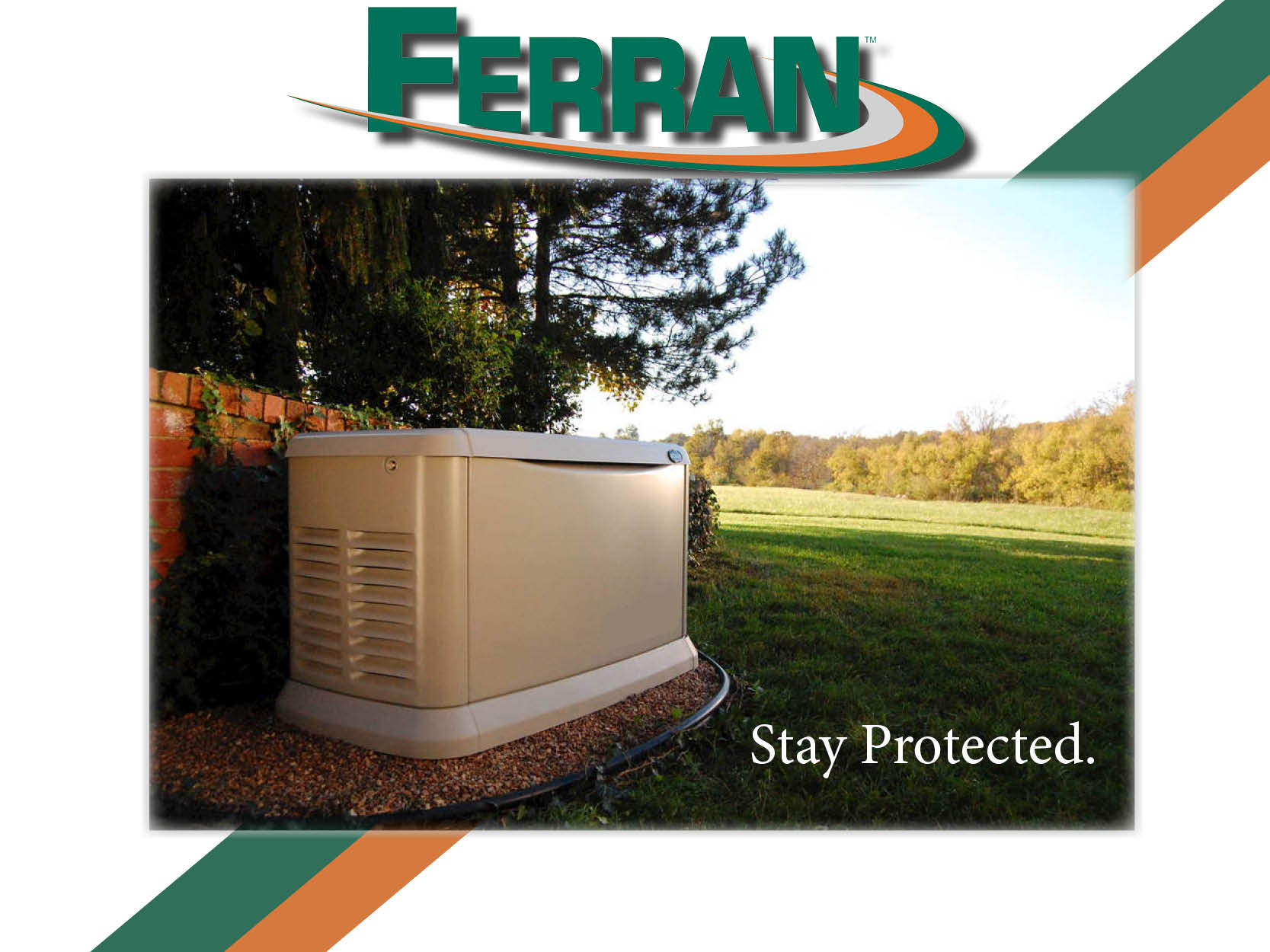 Ferran - Stay Protected